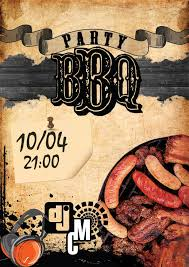 Bbq Poster Bbq Poster By Sw33x On Deviantart