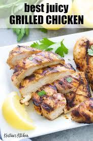 600 G Grilled Chicken Nutrition