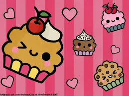 cute pastry wallpaper.  Pastry Cute  Cupcakes Wallpaper 21286575 Fanpop To Cute Pastry