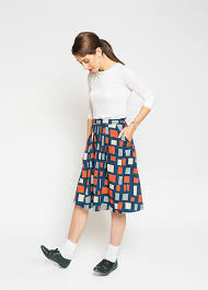 <b>VINTAGE</b>-<b>STYLE</b> SKIRT - peppermint magazine