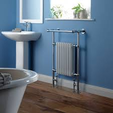 Image Bathroom Radiator Heated Towel Racks Common Fixture In Europe Are Increasingly Found In American Bathrooms Some With Extra Features Like Robe Hooks And Aromatherapy Wayfair Cool Bathrooms With Toasty Towel Warmers Wsj