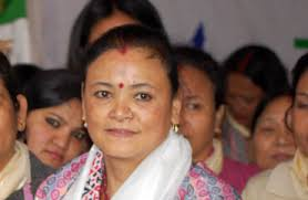Asha Gurung - The gentler, kinder touch ?!! (Photo Darjeeling Times) - asha-gurung