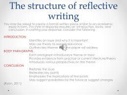 essay reflective essay topics interpretation essay example image critical reflective