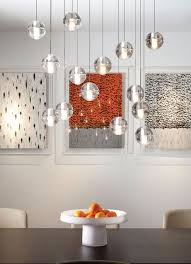 Modern Dining Room Pendant Lighting Impressive Crystalpendantlightingdiningtablejpg 48×48 Hippie Garden