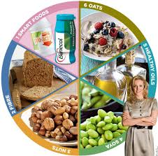 Cholesterol Food Chart Levels The Six Foods That Will Cut Your Cholesterol In Just Three