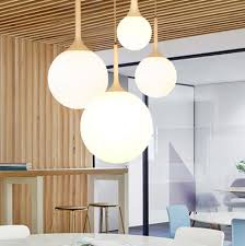 spherical lighting. modern art spherical design pendant lights europe romantic transparent mix hang for parlor room bar lighting