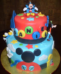 Baby Mickey Mouse Edible Cake Decorations Mickey Mouse 1st Birthday Cake Topper Cake