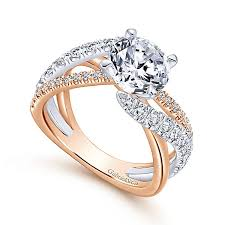 free form engagement rings gabriel co
