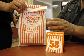 At Whataburger Take A Number Means Something Entirely