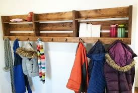 Long Coat Rack