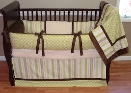 green tea baby bedding