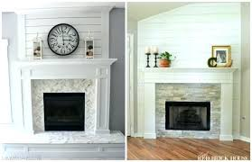 fireplace makeovers on a budget in 2018 with fireplace makeover ideas brick fireplace makeover is the
