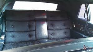 Cadillac Fleetwood 75 Limousine 4-Door 7.7L
