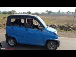 new car launches low priceBajaj Auto Names New RE60 Quadricycle Bajaj Qute Prices Rs125