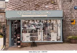 The Quaint & Quirky shop store at Leyburn in the Yorkshire Dales in  Yorkshire , England