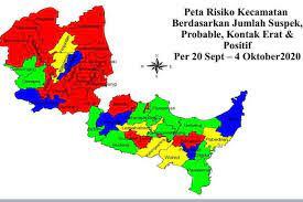 Benih yg ditebar 200 ekor/m2 dengan panen. Sepuluh Kecamatan Di Kabupaten Cirebon Masuk Zona Hijau Antara News