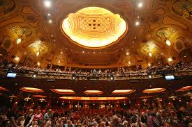 the theater s interior restoration was pleted in 2016 the theater built as an elaborate