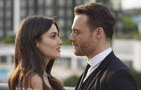 Kerem Bursin and Hande Ercel new film together after Love is in the Air?