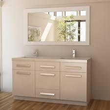54 inch bathroom vanity double sink. full size of bathrooms design:inch bathroom vanity single sink extraordinary verambelles double top wide large 54 inch