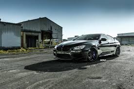 Sport Series bmw m6 gran coupe : Blacked Out BMW M6 Gran Coupe - ADV5.2 TS CS Concave Wheels - ADV ...