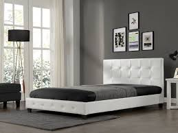 Headboard Height king size : new king size bed with matress good quality  faux