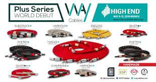 WAY Cables > Exclusive <b>High</b>-<b>End</b> Audio Cables > 100% <b>Handmade</b>