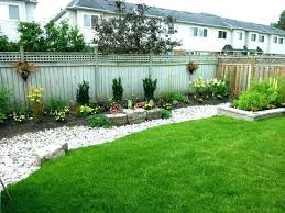 landscaping designs on a budget