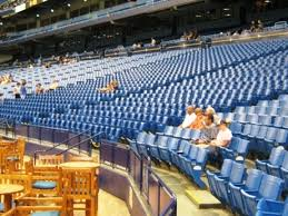 Tropicana Field Seating Chart View Tropicana Field Seating Tip Mlb Ballpark Guides