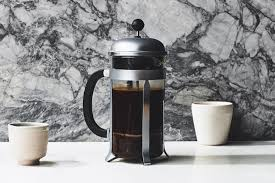 A french press uses a coarser grind than drip coffee. The Best French Press Coffee Makers 2019 Epicurious