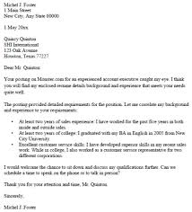 Account Executive Cover Letter Samples Advertising Account Executive Cover Letter Sample