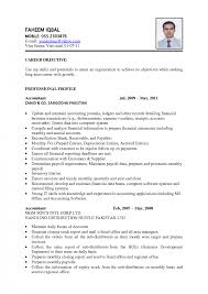 Sample Of Good Resume Resumes Format A Pdf Example Singapore