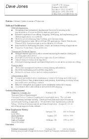 Entry Level Quality Assurance Resume Samples Entry Level Qa Tester Resume Sales Tester Lewesmr 21