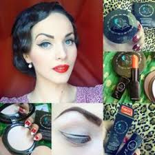 makeup done with my new dita von teese cosmetics by artdeco makeup waiting for