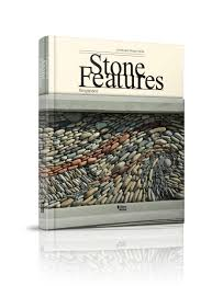 Small Picture Stone Features in Garden Design Phoenix book design architecture