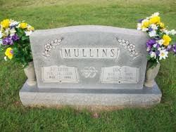 Jo Effie Enoch Mullins (1920-1999) - Find A Grave Memorial