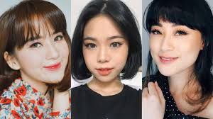 beauty ger indonesia dengan makeup ala korea