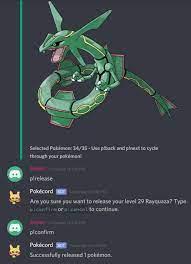 Pokemon HD: How To Get Mega Pokemon In Pokecord