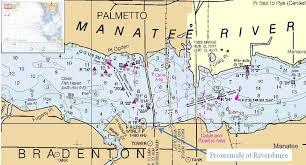 Manatee River Navigation