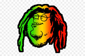 Peter Griffin Rastafari Jah Rastafarian Png Download 4040 Unique Rastafarian