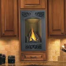 gas fireplace corner unit vented by 1000 ideas about gas insert on gas fireplace