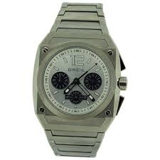 breil tribe men s chronograph stainless steel tw 0690 watch 00 breil mens analogue chronograph all stainless steel bracelet strap watch tw0690 picture 1 of 4