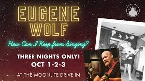 Barter Theatre - Eugene Wolf Invites You to HOW CAN I KEEP FROM SINGING? |  Facebook