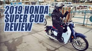 Bahkan bisa dilihat juga review oleh yang sudah punya super cub c125 2021 terbaru. 2019 Honda Super Cub Review Youtube