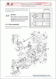 massey ferguson tractors series repair manual heavy technics enlarge repair manual massey ferguson tractors 400 series 2 enlarge