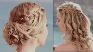 Coiffure Mariage Cheveux Mi Longs Luxe Coiffure Mariage