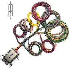 wire harnesses oldsmobile streetrodelectrics com 20 circuit oldsmobile restoration wiring harness
