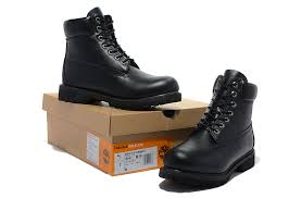 new timberlands 8 inch boots all black 10061 mens waterproof boot shoes