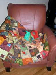 Sew........This Is My Blog: Of Quilted Throws and Leather Chairs & We really do have an olive green leather chair. It just isn't in my  husband's office. It's in the great room and it already has a quilt ... Adamdwight.com