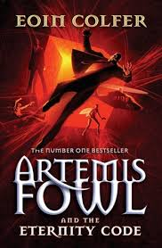 the eternity code artemis fowl 3