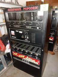 Popcorn Vending Machine Inspiration 48 Microwave Popcorn Vending Machines Popcorn Vending Machines NO